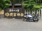 長井市バイク神社